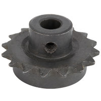Avantco PRGMTRGR 1 3/8 inch Replacement Gear for Hot Dog Roller Grills