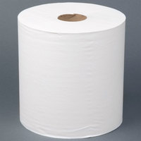 Lavex Janitorial Aircell (TAD) 8 inch Premium Roll Towel 800' Roll - 6 / Case