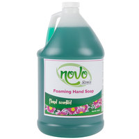 Noble Chemical Novo 1 Gallon Foaming Hand Soap - 4/Case