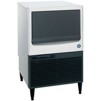 Hoshizaki KM-151BAH 23 3/4 inch Air Cooled Undercounter Crescent Cube Ice Machine - 146 lb.