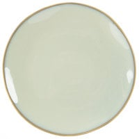 Tuxton GAS-005 TuxTrendz Artisan Sagebrush 9 inch China Plate - 24/Case