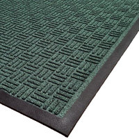 Cactus Mat 1426M-G35 Water Well II 3' x 5' Parquet Carpet Mat - Green