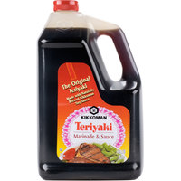 Kikkoman 1 Gallon Teriyaki Marinade and Sauce