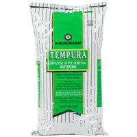 Kikkoman Japanese Style Tempura Batter Mix - (6) 5 lb. Bags / Case