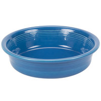 Homer Laughlin 455337 Fiesta Lapis 2 qt. Serving Bowl - 4 / Case