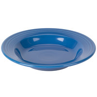 Homer Laughlin 451337 Fiesta Lapis 13.25 oz. Rim Soup Bowl - 12/Case