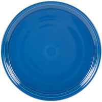 Homer Laughlin 505337 Fiesta Lapis 15 inch China Pizza / Baking Tray - 4 / Case