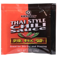 Kikkoman Thai Style Chili Sauce 1 oz. Packet - 300/Case