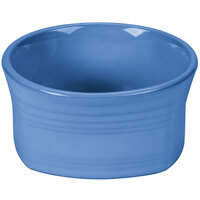 Homer Laughlin 922337 Fiesta Lapis 20 oz. Square Bowl - 12 / Case