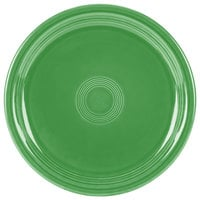 Homer Laughlin 749324 Fiesta Shamrock 9 inch Round Healthcare Plate - 12/Case