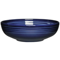 Homer Laughlin 1459105 Fiesta Cobalt Blue 68 oz. Large Bistro Bowl - 4 / Case