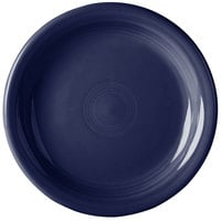 Homer Laughlin 1461105 Fiesta Cobalt Blue 6 3/4 inch Appetizer Plate - 12/Case