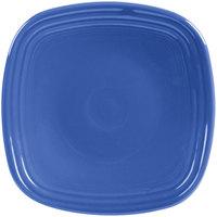 Homer Laughlin 921337 Fiesta Lapis 7 1/2 inch Square Salad Plate - 12/Case