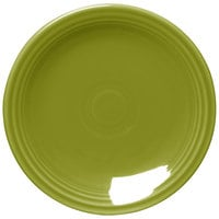 Homer Laughlin 463332 Fiesta Lemongrass 6 1/8 inch Round Bread and Butter Plate - 12/Case