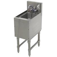 Advance Tabco PRHS-19-18 Prestige Series Stainless Steel Underbar Hand Sink - 20 inch x 18 inch