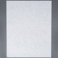 12 inch x 15 inch Heavy Duty Dry Wax Paper - 3000/Case