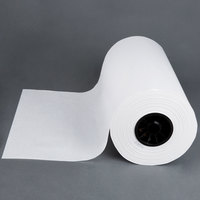 15 inch x 1000' Wet Wax Paper Roll