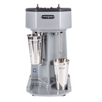 Waring WDM240T Double Spindle Three Speed Drink Mixer with Timer - 120V