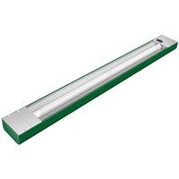Hatco NLL-30 30 inch Green Narrow LED Display Light - 10W