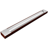 Hatco NLL-36 36 inch Copper Narrow LED Display Light - 10W