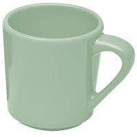 Elite Global Solutions DC Cottage Vintage California Hemlock 10 oz. Melamine Mug
