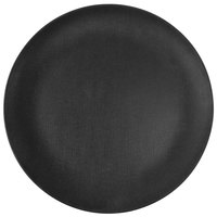 Elite Global Solutions ECO66R Greenovations 6 inch Black Round Plate