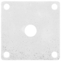 GET ML-223-W White Melamine False Bottom for ML-149 Square Crocks