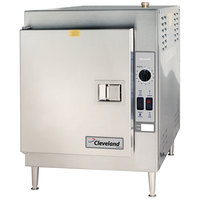 Cleveland 21CET16 SteamCraft Ultra 5 Pan Electric Countertop Steamer - 208V, 3 Phase, 16 kW