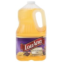 Cottonseed Oil 1 Gallon - 4/Case