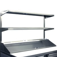 Continental Refrigerator DOS43 43 inch x 16 inch Double Overshelf