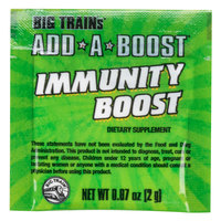 Big Train Add-A-Boost Immunity Boost 2 gram Dietary Supplement Packets - 100/Pack