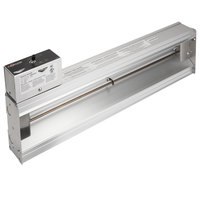 Vollrath 72729017 Cayenne 72 inch Strip Warmer with Remote Infinite Control - 1660W