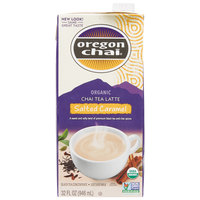 Oregon Chai Salted Caramel Chai Tea Latte Concentrate - 32 oz.