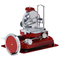 Volano 14 1/2 inch Manual Meat Slicer