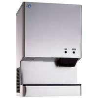 Hoshizaki DCM-500BWH Countertop Ice Maker and Water Dispenser - 40 lb. Storage Water Cooled