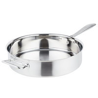 Vollrath 47747 Intrigue 9.5 Qt. Saute Pan with Helper Handle