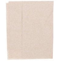Kraft Natural Full-Fold 1-Ply Dispenser Napkin   - 250/Pack