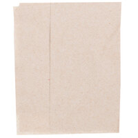 Kraft Natural Full-Fold 1-Ply Dispenser Napkin - 250 / Pack