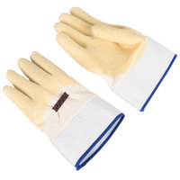 Rubber-Dipped Oyster Shucking Gloves - 1 Pair