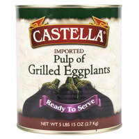 Castella Grilled Eggplant Pulp - #10 Can