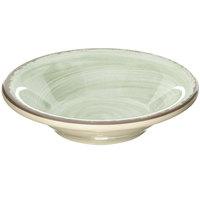 Carlisle 5401846 Mingle 4.5 oz. Jade Melamine Fruit Bowl - 48 / Case