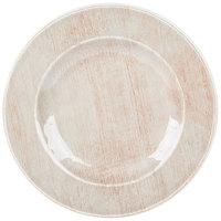 Carlisle 6400170 Grove 11 inch Adobe Round Melamine Dinner Plate - 12 / Case