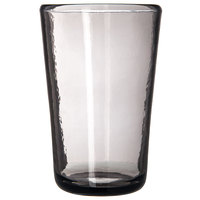 Carlisle MIN544218 Mingle 19 oz. Smoke Tritan Plastic High Ball Glass - 12/Case
