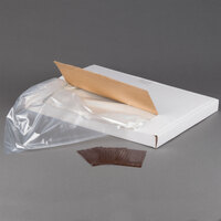 24 inch x 30 inch Kenylon Plastic Oven Bag - 10/Pack
