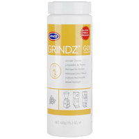 Urnex 17-G01-UX430-12 15.2 oz. Grindz Coffee / Espresso Grinder Cleaner Granules