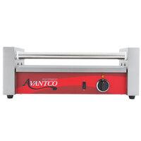 Avantco RG1812 Hot Dog Roller Grill - 5 Rollers - 12 Hot Dog Capacity (120V)