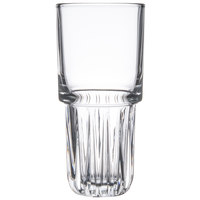 Libbey 15764 Everest 10 oz. Tall Stackable Beverage Glass - 12 / Case