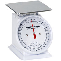 Cardinal Detecto PT-1 Top Loading Fixed Dial Scale