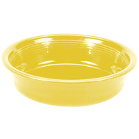 Homer Laughlin 455320 Fiesta Sunflower 2 Qt. Serving Bowl - 4 / Case