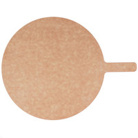 American Metalcraft MP914 9 inch Round Pressed Pizza Peel with 5 inch Handle